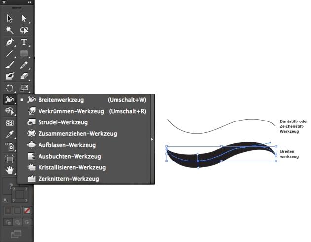 BreitenwerkzeugTool