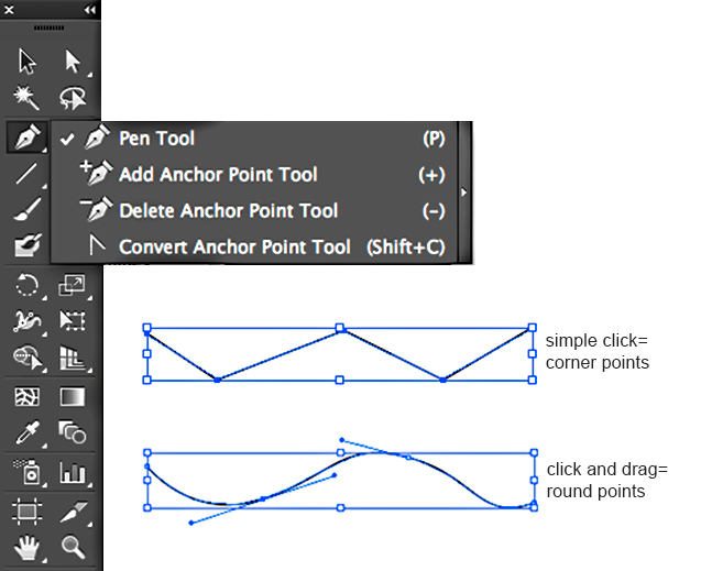 how to draw in illustrator i adobe