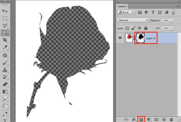 how to create a transparent background in indesign