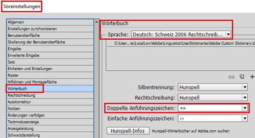 hunspell wörterbuch